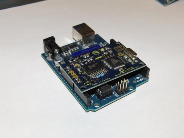 uMMC on Arduino