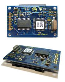 uMMC Serial Data Storage Module